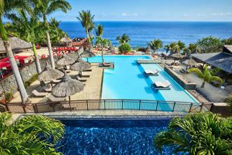 PALM HOTEL & spa - La Petite-Ile