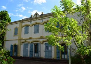 Le musée De Villèle - Saint-Gilles-les-Hauts
