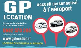 GP Location - Location voiture Réunion